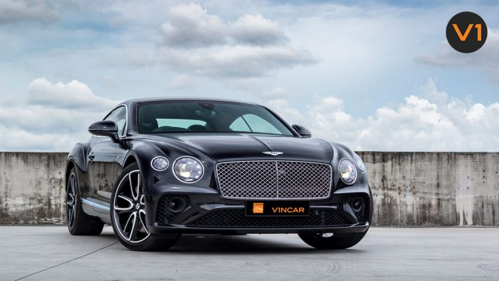 2020 Bentley Continental GT Coupe - Front